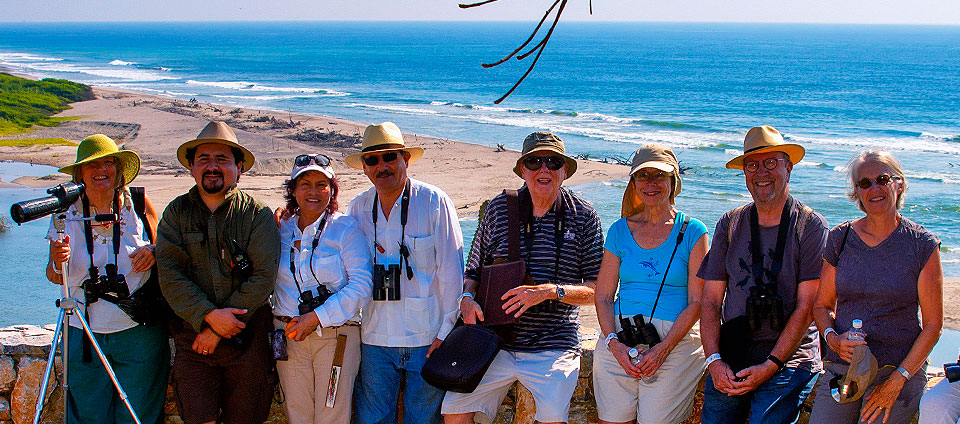 HUATULCO TOUR - Snorkel the Coast, Bird the Foothills and Relax In-between / December 3 - 9, 2016
