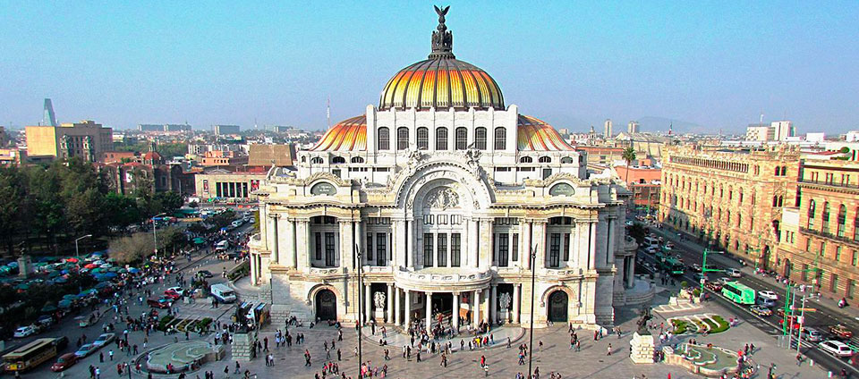 MEXICO CITY ART - Architecture, and Archeology Tour